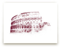 Colosseum by Paul Berthelot