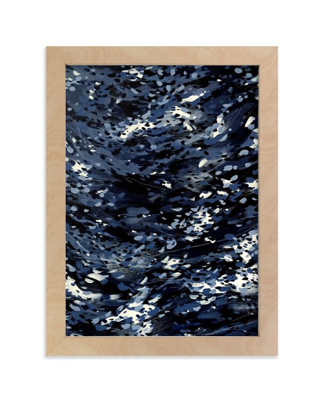 """""""Sierra Sky"""" - Limited Edition Art Print by Katie Craig in beautiful frame options and a variety of sizes."""