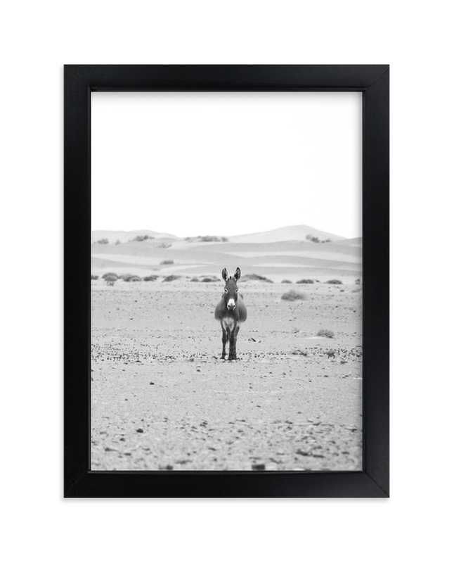 """I'm watching you"" - Limited Edition Art Print by Claudia Orengo in beautiful frame options and a variety of sizes."