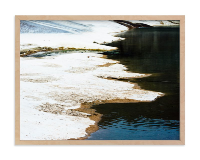 """Pedernales"" - Limited Edition Art Print by Kaitlin Rebesco in beautiful frame options and a variety of sizes."
