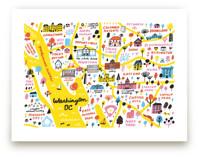 I Love Washington D.C. by Jordan Sondler