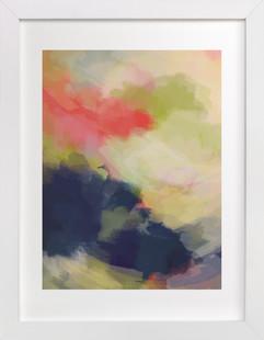 August Wind Art Print
