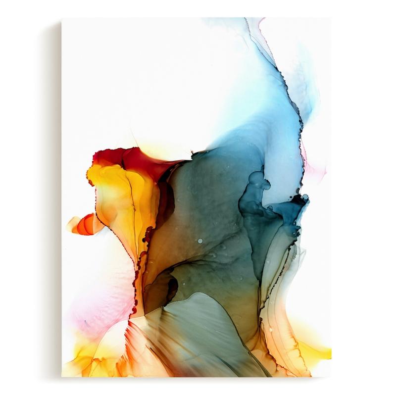 Burnt #2 Art Print