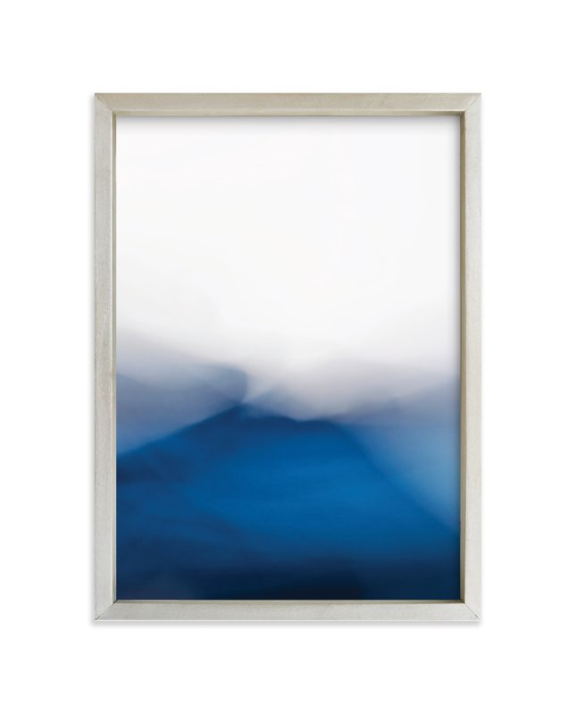 """""""Mirage"""" - Limited Edition Art Print by Karen Kardatzke in beautiful frame options and a variety of sizes."""