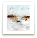 Watercolor Abstract Lan... by V E R Y M A R T A