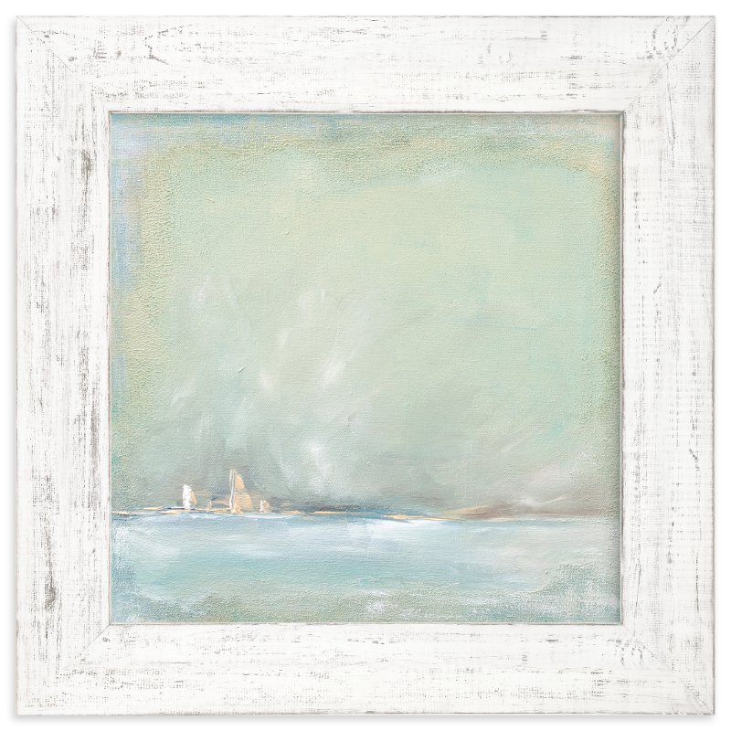 """""""Away"""" - Limited Edition Art Print by Julia Contacessi in beautiful frame options and a variety of sizes."""