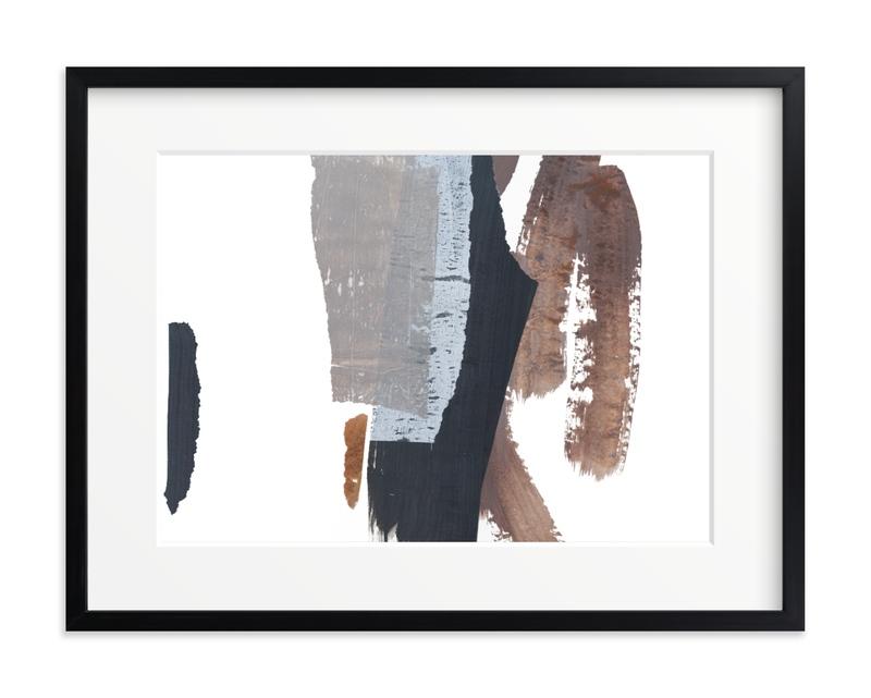 A Trail to Follow Art Print