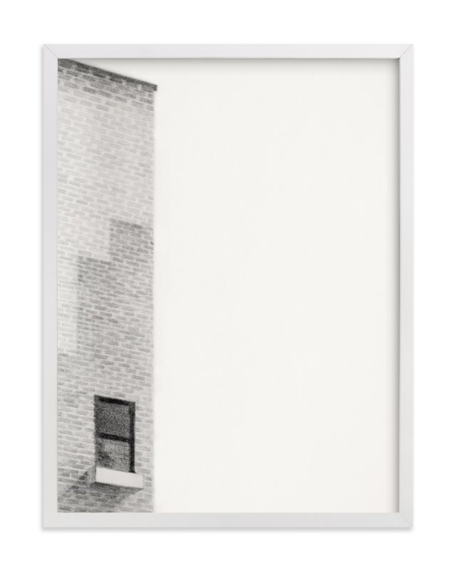 """""""Chelsea 01"""" - Limited Edition Art Print by jinseikou in beautiful frame options and a variety of sizes."""