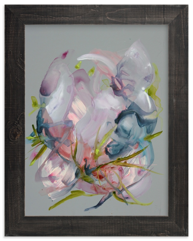 """""""Softening Ground"""" - Limited Edition Art Print by Synnöve Seidman in beautiful frame options and a variety of sizes."""