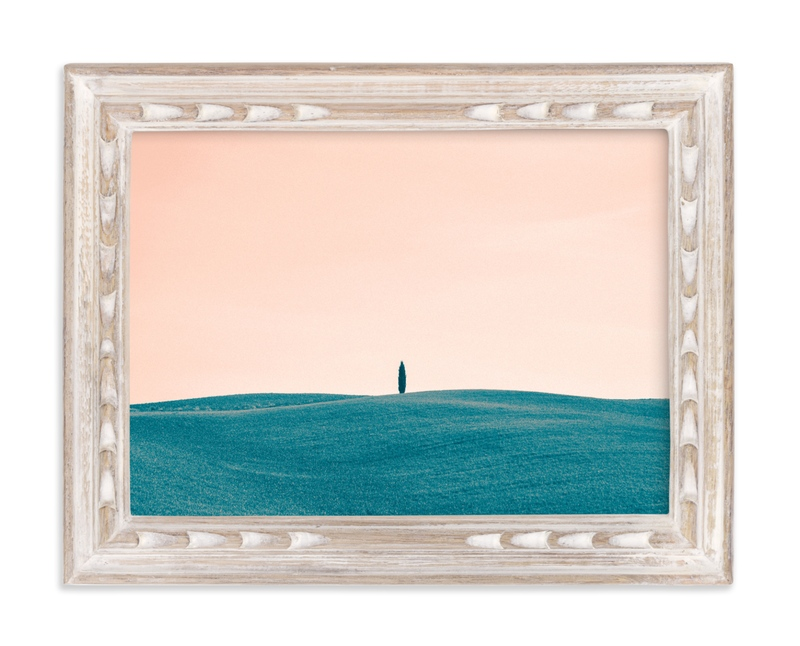 """Tuscan Hills 01"" - Limited Edition Art Print by Kelsey Mucci in beautiful frame options and a variety of sizes."