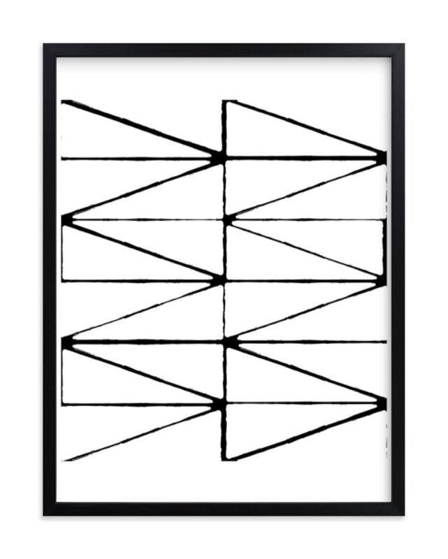 """""""visionary 2"""" - Limited Edition Art Print by trbdesign in beautiful frame options and a variety of sizes."""
