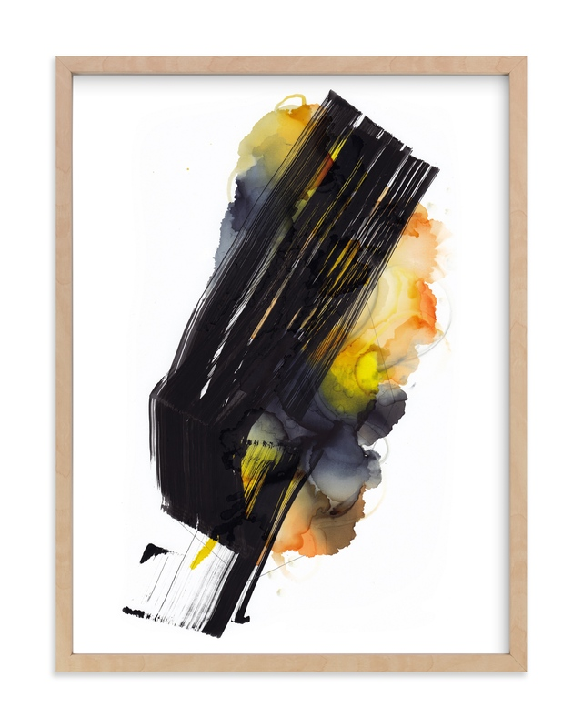 """""""Nebula 2"""" - Limited Edition Art Print by Jaime Derringer in beautiful frame options and a variety of sizes."""