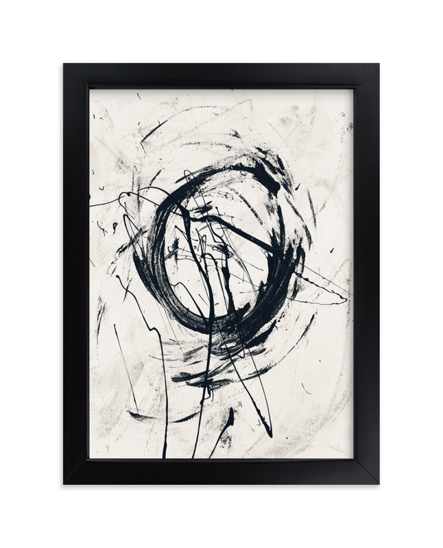 """""""Tour de Force I"""" - Limited Edition Art Print by Carmen Guedez in beautiful frame options and a variety of sizes."""