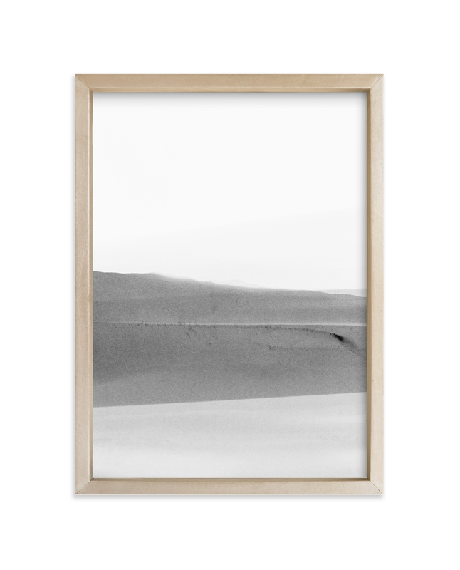 """""""Forecast"""" - Limited Edition Art Print by Ashleigh Ninos in beautiful frame options and a variety of sizes."""