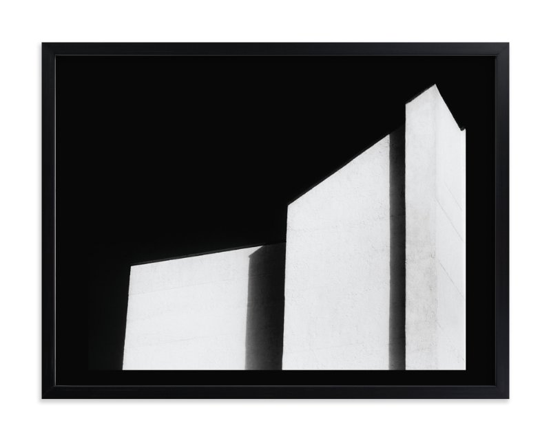 """""""Architecture Noir"""" - Limited Edition Art Print by Kaitie Bryant in beautiful frame options and a variety of sizes."""