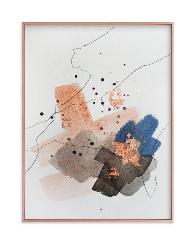 Divide #1 Art Print