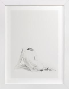 Nude Study Art Print