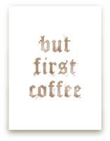 Coffee Time by GeekInk Design
