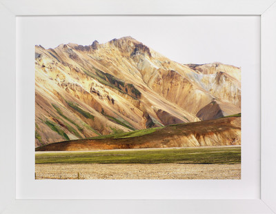 Gylltu-Fjllin Art Print
