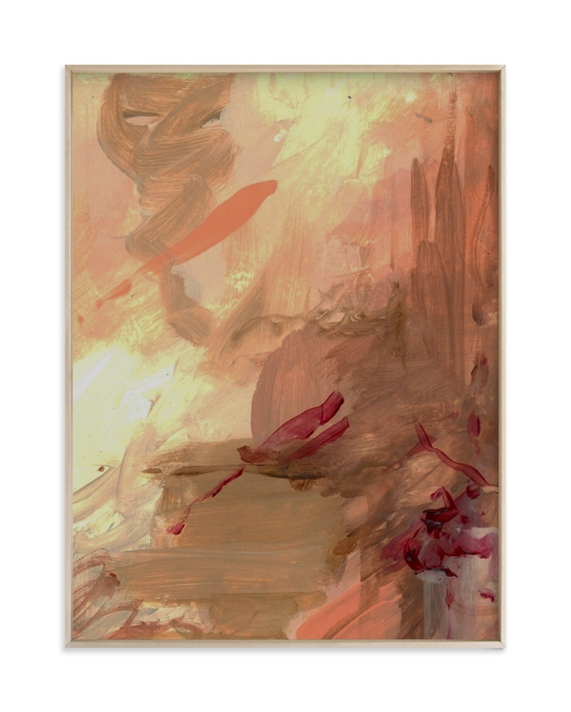 """Bourbon Splash"" - Limited Edition Art Print by Marguerite Andrews in beautiful frame options and a variety of sizes."