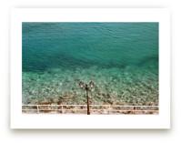 Aegean Waters by Eva Marion