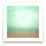 Sand Sea Sky by Nancy Bergen Gillmer