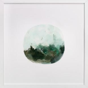 Terranium Art Print