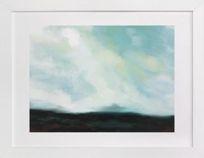 Serenity Sky Art Print
