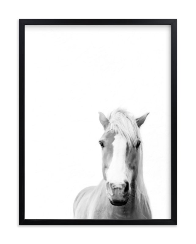 """Presence"" - Limited Edition Art Print by Debra Butler in beautiful frame options and a variety of sizes."