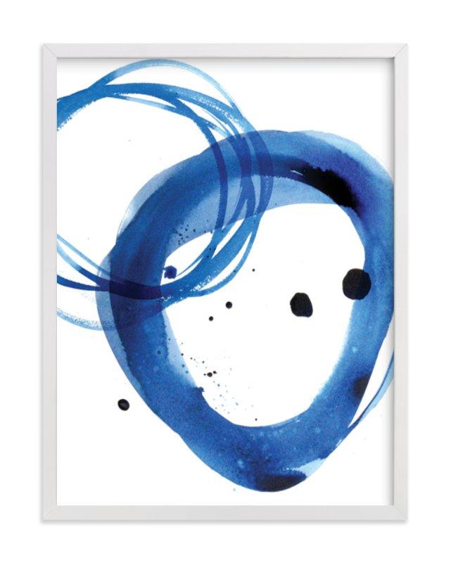 Mingle Art Print