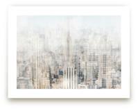 Big Apple Blur by Pockets of Film