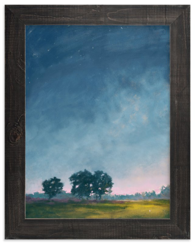 """Twilight"" - Limited Edition Art Print by Stephanie Goos Johnson in beautiful frame options and a variety of sizes."