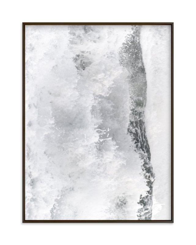 Rush II Art Print