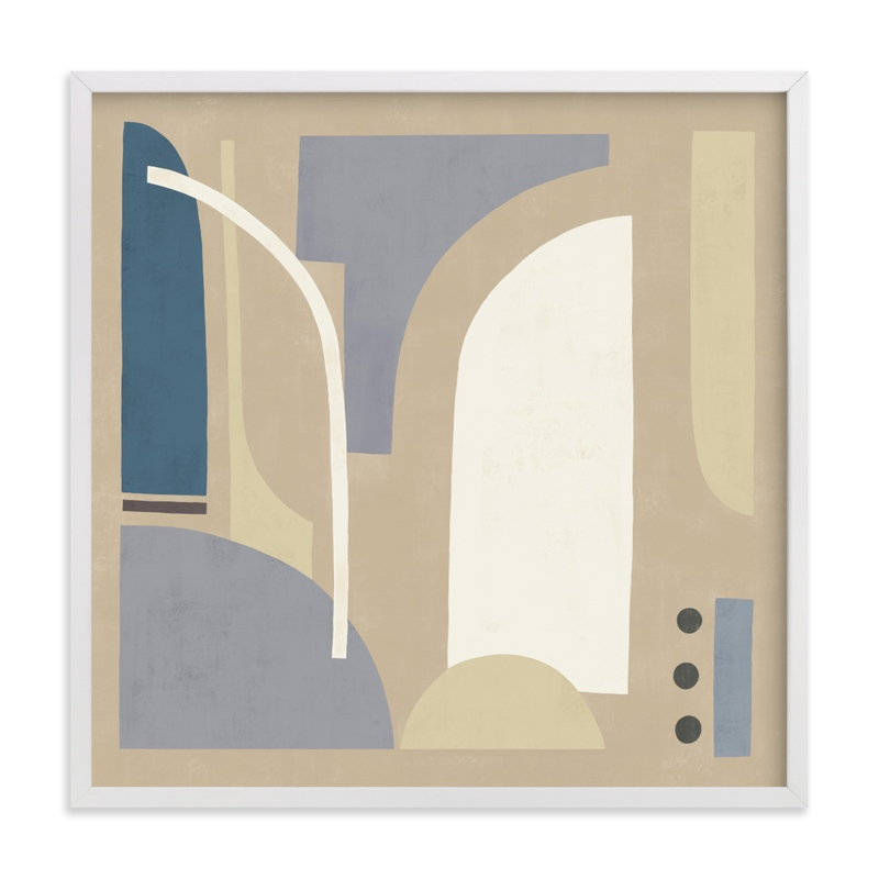 """""""Collage Two"""" - Limited Edition Art Print by Jessie Burch in beautiful frame options and a variety of sizes."""