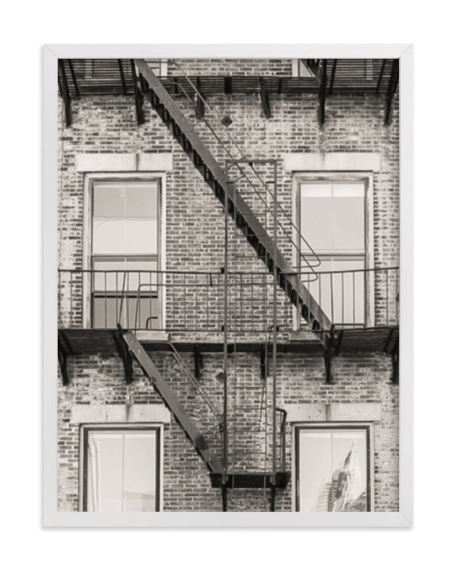"""""""Brooklyn"""" - Limited Edition Art Print by Lindsay Ferraris Photography in beautiful frame options and a variety of sizes."""
