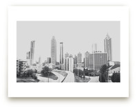 The City in Black and White