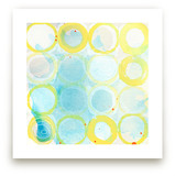 Paint Rings 02 by GLEAUX Art Photo Design