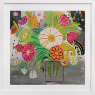 Matisse Florals Art Print