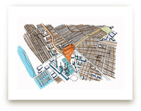 urban fabric redondo be... by aeryn donnelly design