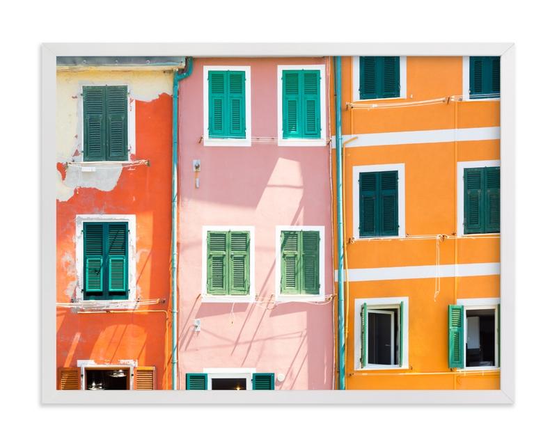 Riomaggiore Art Print