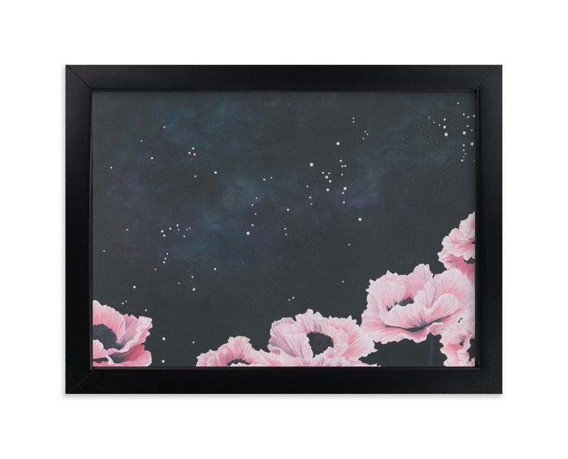 """Awakening"" - Limited Edition Art Print by Emily Magone in beautiful frame options and a variety of sizes."