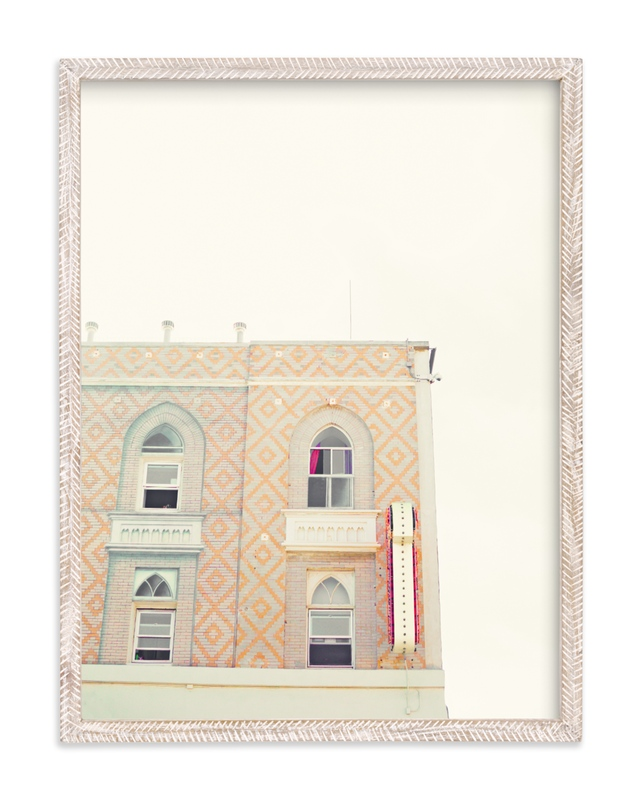 """""""Cool Venice"""" - Limited Edition Art Print by Caroline Mint in beautiful frame options and a variety of sizes."""