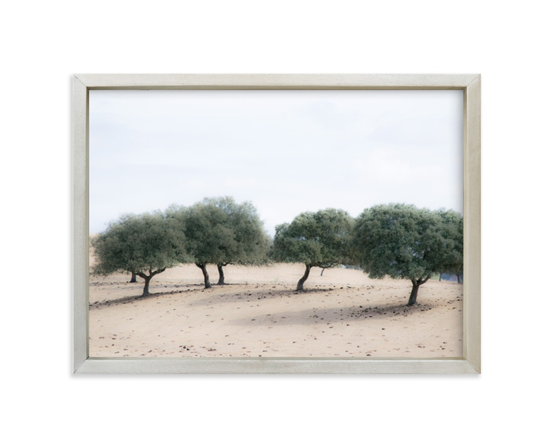 """""""Casting Shade"""" - Limited Edition Art Print by Courtney Crane in beautiful frame options and a variety of sizes."""