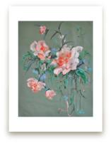 Arrangement in Rose & T... by Sonal Nathwani