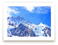 Jungfrau by Teng Wang