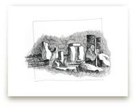 Stonehenge by Kathryn Neale