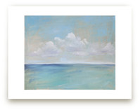 Seascape I by Margaret McCarthy