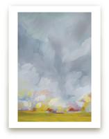 Grace in the Winds Art Prints