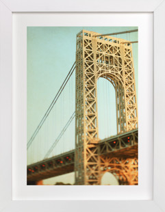 Bridges Of New York #9 Art Print