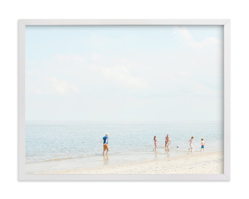 """""""Happiness"""" - Limited Edition Art Print by Alexandra Feo in beautiful frame options and a variety of sizes."""